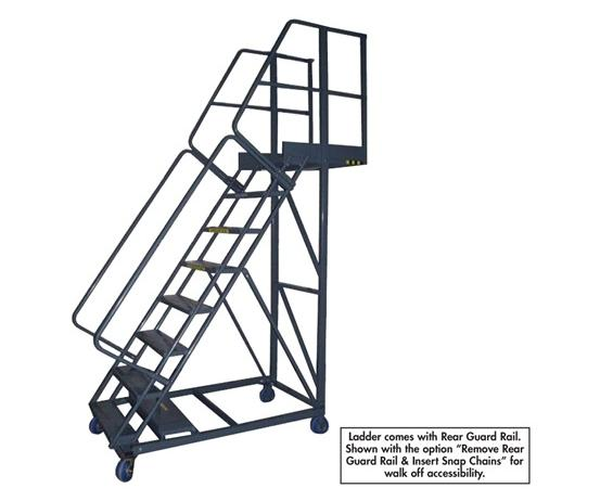 CANTILEVER LADDERS