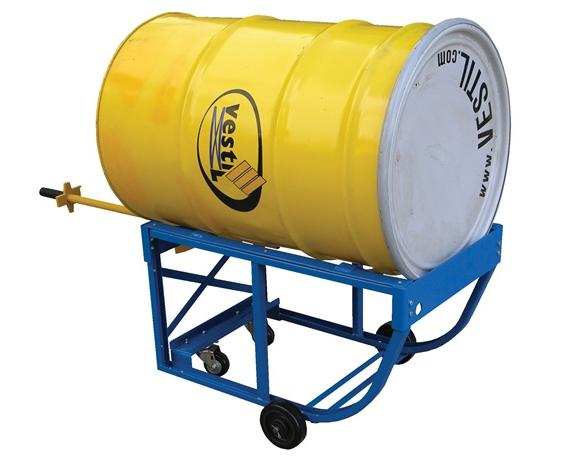 ECONOMY ROTATING DRUM CARTS